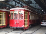 Streetcar 2015 waiting its turn for paint