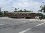 NORTA streetcar 932