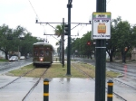 NORTA streetcar 954