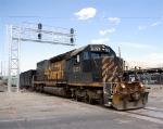DRGW 5371 Work Train