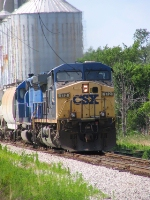 The passing of CSX 172