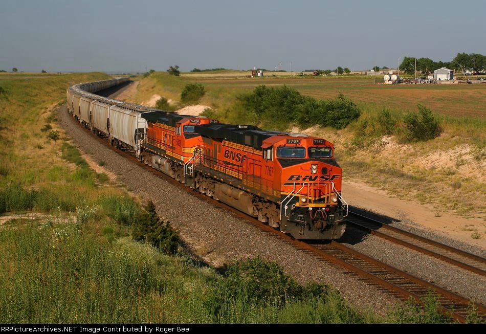 BNSF 7767