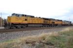 UP 9636, GECX 2875, & KCS 4576