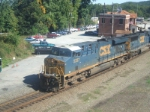 CSX ES44DC #5337