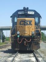 CSX #2704 GP38-2