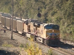 mty UP coal train on B&OCT at 51st int
