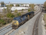 CSX lite pwr at 51st int