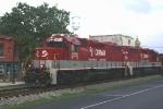 Aluminum Ingot train at Midway