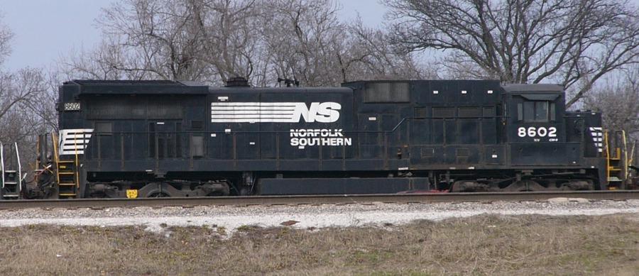 NS 8602