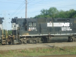 NS 5051 GP38-2 High Hood