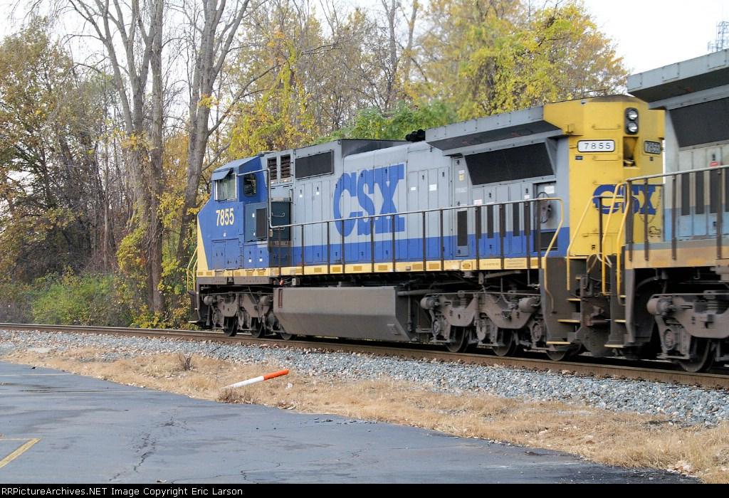 CSX 7855