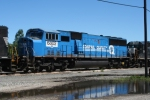 Conrail SD60M 6802
