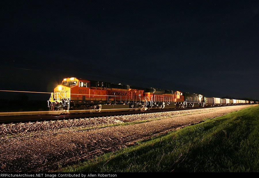 BNSF 6017