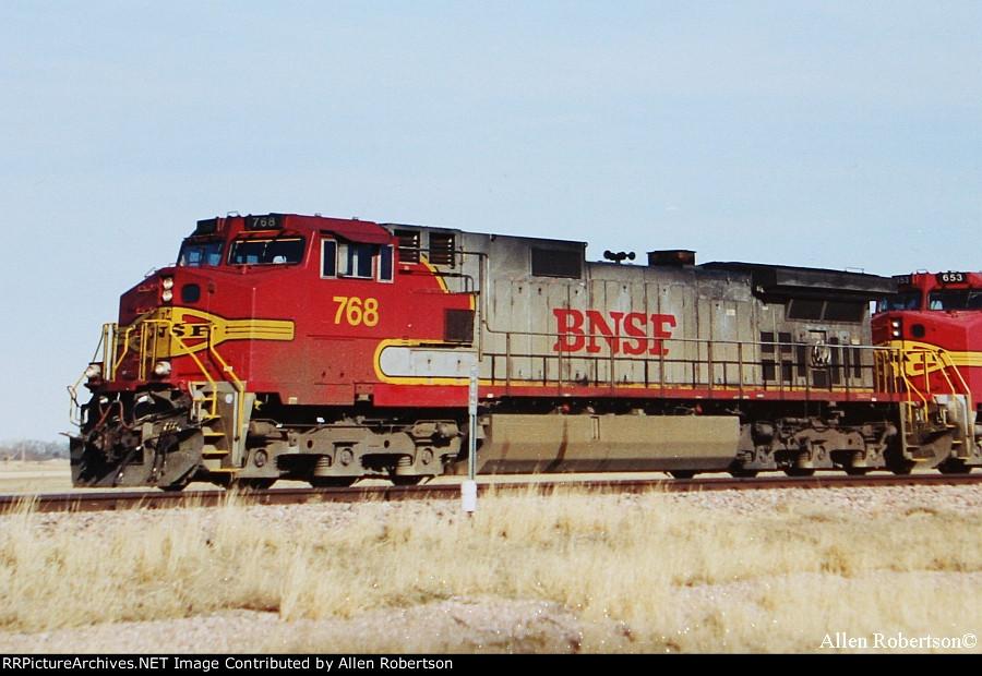 BNSF 768