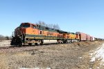 BNSF 962 Leads The KCKPAS