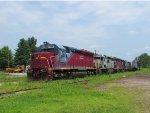 US Rail Hamden Yard