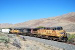 UP 5704 leads freight downgrade alongside Burnt River