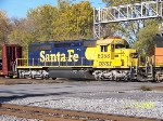 Nice ex Santa fe unit on BN transfer