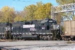 eX Conrail now NS 5510 on NS city job