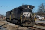 NS 62R at Pacolet