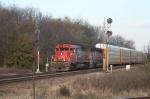 CN 5371 does autoracks