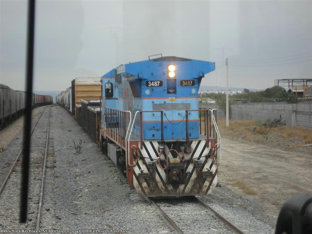 KCSM 3487