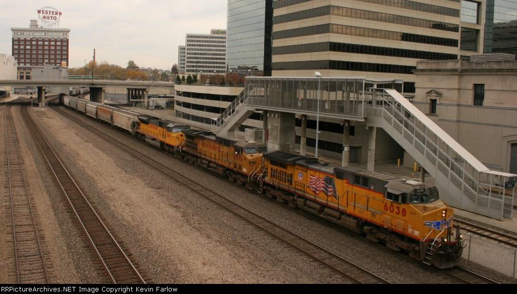 Union Station Trains