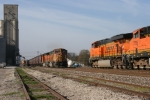BNSF Transcon meet