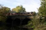 OHCR 4093 on the stone bridge at Urichsville