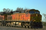 Here's a closeup of BNSF C44-9W 4605. 