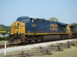 CSX 5298 w/ Friendly Crew