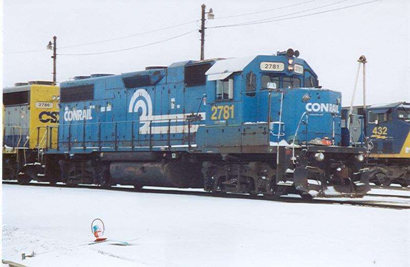 CSX 2781 (ex-CR 8205)