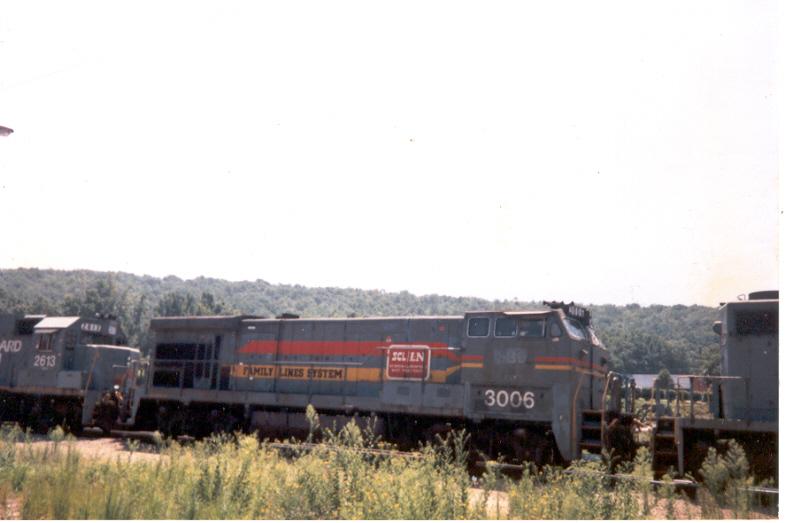 CSX 3006  (ex-SCL 5136)