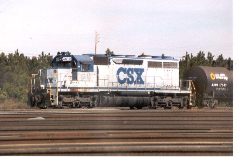 CSX 4610  (ex-CRR 3013)