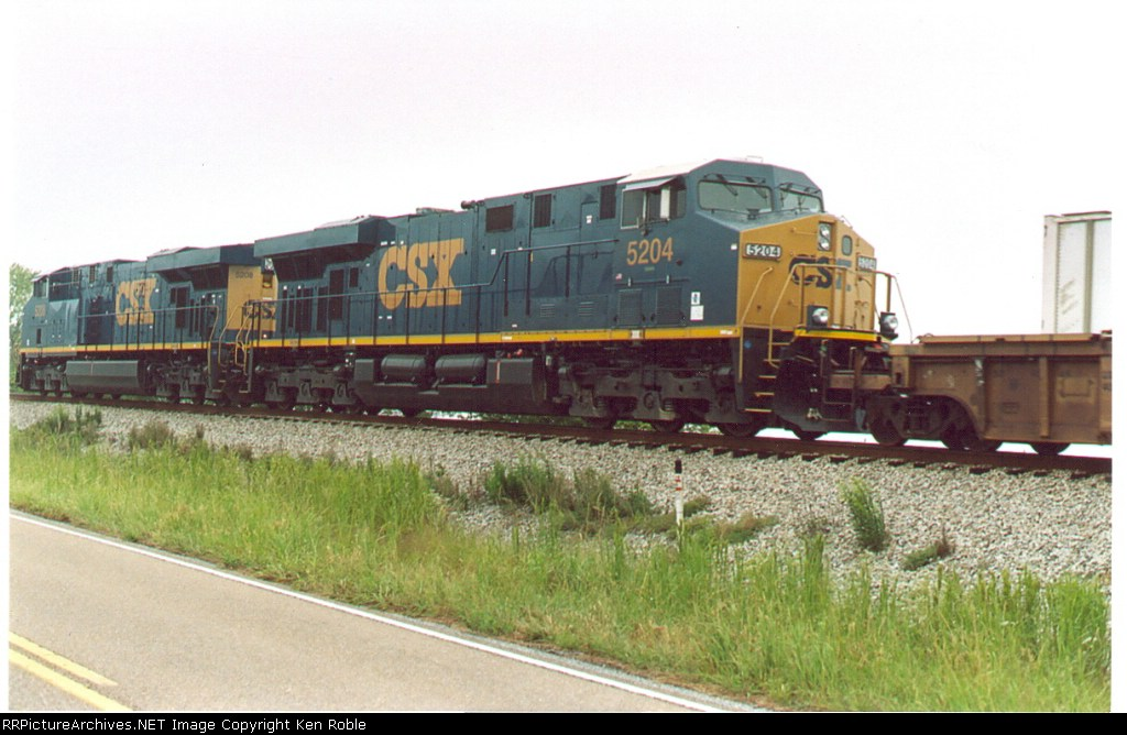 CSX 5204
