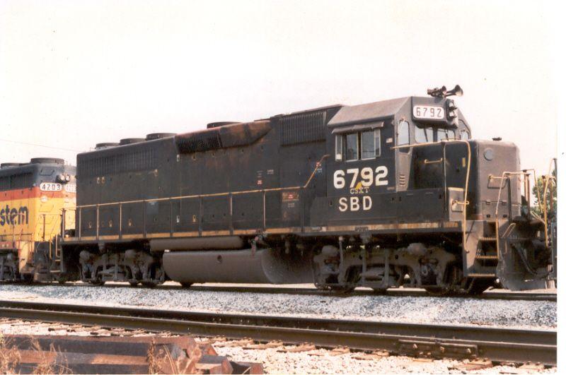 CSX 6792  (ex-SBD/WA 6792, nee-WA 703)