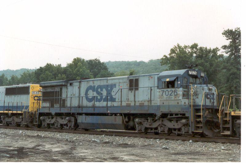 CSX 7026  (ex-SCL 7026)
