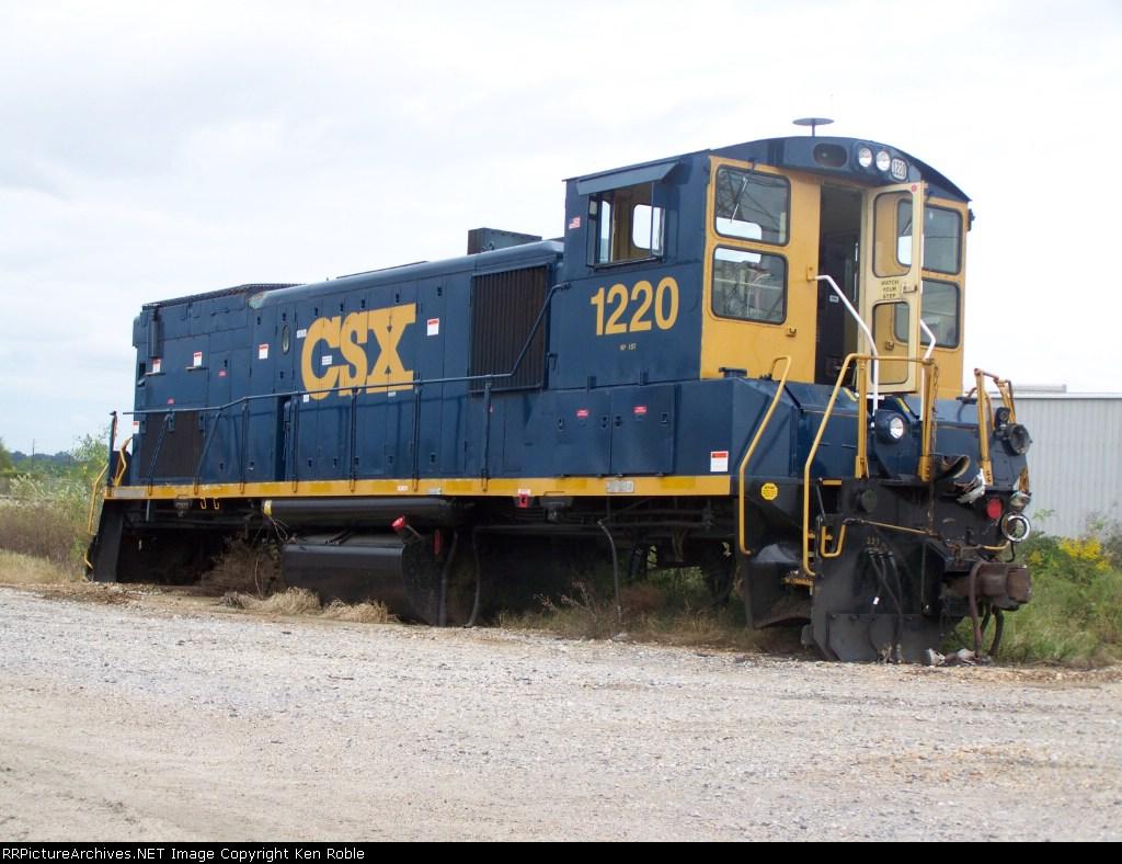 CSX 1220 (ex-SBD) YN3