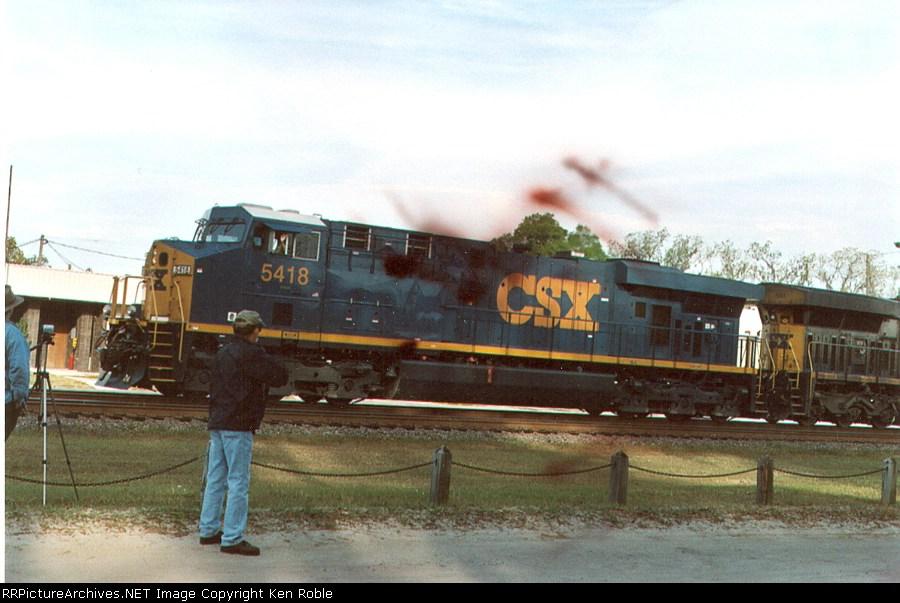 CSX 5418