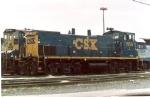 CSX 1138 YN3 (ex-L&N 4233)