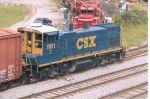 CSX 1161 in YN3