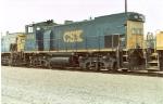 CSX 1234 YN3 ex-L&N 4229