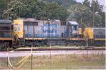 CSX 2403   (ex-B&O 7703)