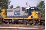 CSX 2461  (ex-CR 6942,nee-PC 6942)