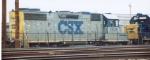CSX 2631 (ex-L&N 4124)