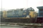 CSX 6001 (ex-B&O 4100)