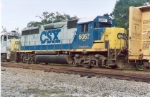 """CSX 6067 """"PULLING FOR AMERICA"""""""
