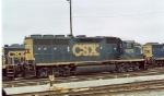 CSX 6125 YN3 (ex-B&O)