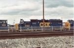CSX 6362 (ex-SCL) YN3