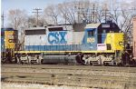 CSX 8015 (ex-L&N 8015)